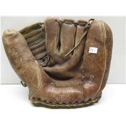 Pro Ball Model No. 200 Baseball Glove