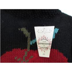 Wool Turttle Neck Sweater