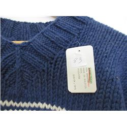Wool Sweater made in Bolivia