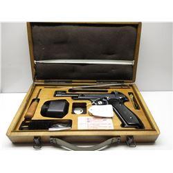 Restricted - Vostock Model Margolin in 22 Long Rifle