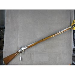 Antique - Tower Musket with Bayonet in .75 Caliber