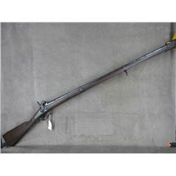 Antique - French Tabatiere Muzzle Loader in 18MM