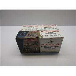 Shotgun Shells 12 gauge 2 3/4 - 4 Full Boxes