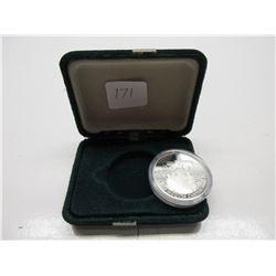 1984 Jacques Cartier Silver Coin
