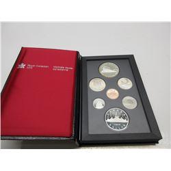 Royal Mint 1986 Coin Set