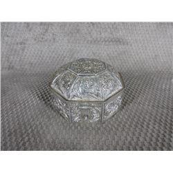 Sterling Silver Trinket Box