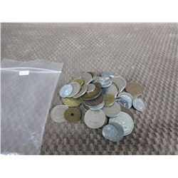 Misc. World Coins and Tokens