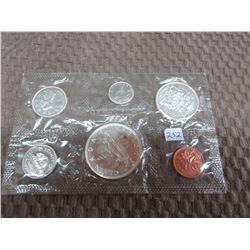 1966 Canada Coin Set