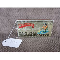 Winchester Klondike Commemorative 30-30 Win