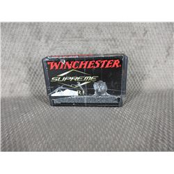 Winchester 458 Win Mag Box of 20 Shells Opened