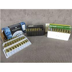 54 Brass - 17 - 6.5X55, 20 - 22-250, 17 - 7MM Rem Mag