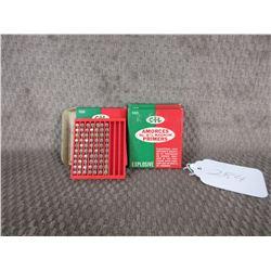 C-I-L No. 8 1/2 Magnum Primers - 2 Full Boxes, 1 Box 70