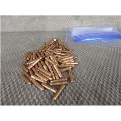 Bag Bullets 99 - .264 diameter approximatley 160 Gr.