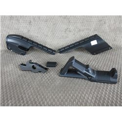 2 Shotgun Scope Mounts & a Handle??