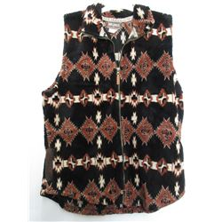 New Outback Western Fleece Vests XL Made In Canada