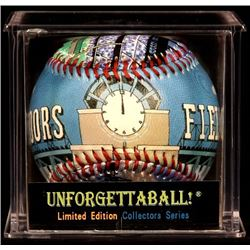 Unforgettaball!  Coors Field  Collectable Baseball