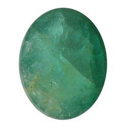 3.38 ctw Oval Emerald Parcel
