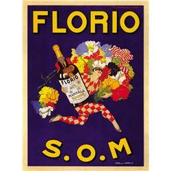 Marcello Dudovich - Florio Som