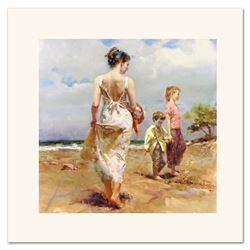 Mediterranean Breeze by Pino (1939-2010)