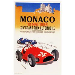 J. Ramel - Monaco 1956