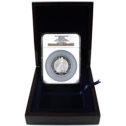 Royal Mint Issue: 2014 Great Britain 5oz Silver 10 Pound Britannia NGC High Relief PF 69 Ultra Cameo