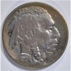 1919-D BUFFALO NICKEL, VF