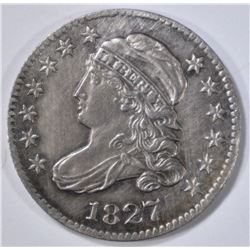1827 BUST DIME, AU