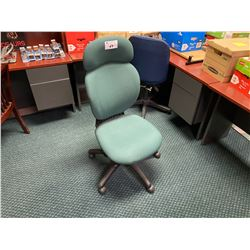 HIBACK ERGONOMIC TASK CHAIR