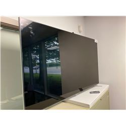 """SAMSUNG 62"""" FLAT SCREEN TV WITH REMOTE"""