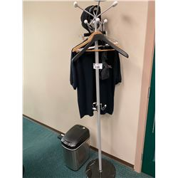 COAT STAND WITH CONTENTS