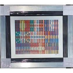 """Yaacov Agam """"Flags of All Nations"""""""