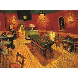 Vincent Van Gogh Cafe In Lamartime In Arles
