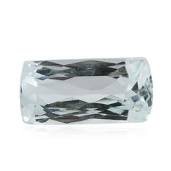 5.75 ctw Cushion Cut Natural Cushion Cut Aquamarine