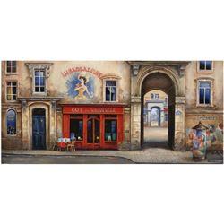 Cafe Du Vaudeville by Borewko, Alexander
