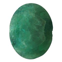 3.72 ctw Oval Emerald Parcel