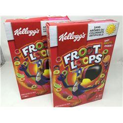 Kellogg's Froot Loops (2 x 345g)