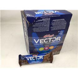 Kellogg's Vector Energy Bars (15 x 55g)
