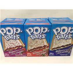 Pop Tarts- Assorted (3 x 400g)