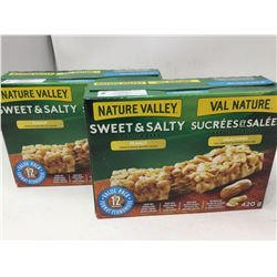 Nature Valley Sweet & Salty Bars (2 x 12)