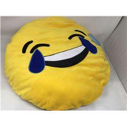 Emoji Plush Pillow