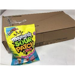 Maynards Sour Patch Kids- Tropical (12 x 185g)