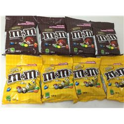 Lot of Assorted M&M's