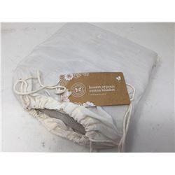 Honest Organic Cotton Blanket