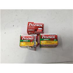 Lot of Tylenol Products