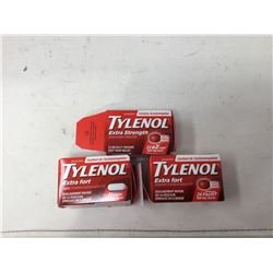 Lot of Tylenol Extra Strength (3 x 24 x 500mg)