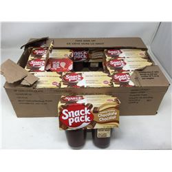 Case of Snack Pack Chocolate Pudding