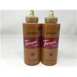 Torani Caramel (2 x 16.5oz)
