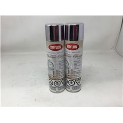 KrylonPremium Original Chrome Spray (2 x 227g)