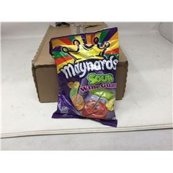 Case of Maynards Sour Wine Gums