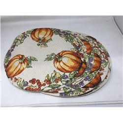Lot of Autum Placemats